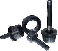 Калібр-кільце різьбове для метричної різьби М 8х1,0-6h НЕ