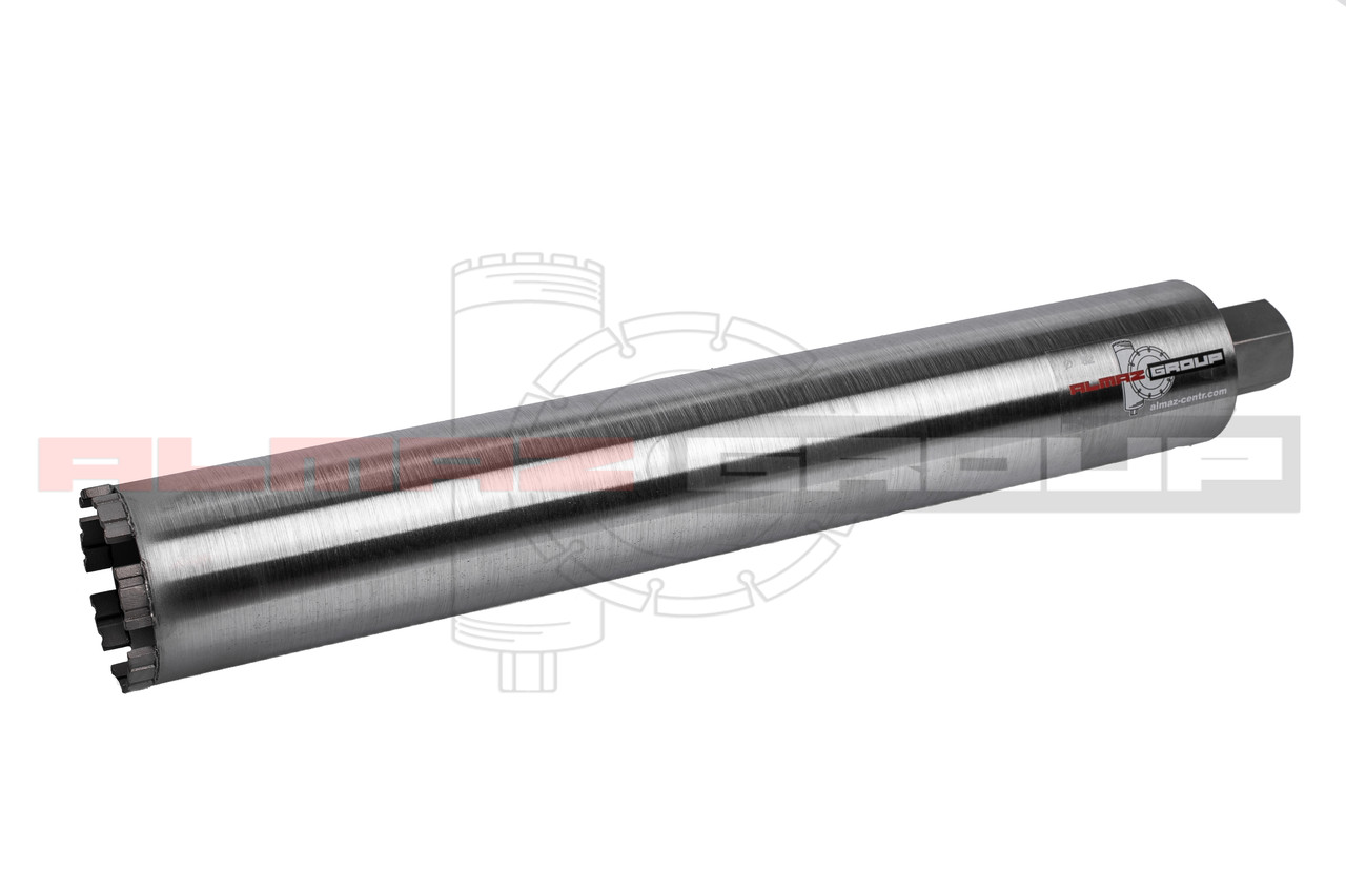 Алмазная коронка Almaz Group Ø 67 сегмент Turbo-X