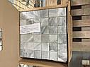 Мраморная Мозаичная плитка Полированная МКР-3П (47х47) 6 мм Grey Mix, фото 4