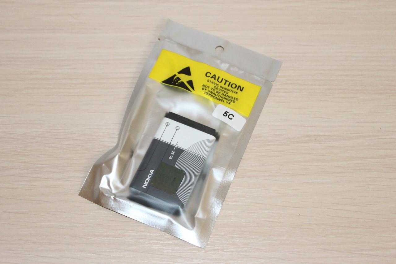 Аккумулятор Nokia BL-5C AAA orig