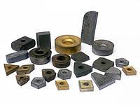 Пластина твердосплавная сменная 08116-190610-230 Т15К6 левая