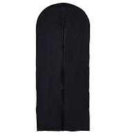 Чохол для одягу чорний / Чехол для одежды черный, 60х137 см