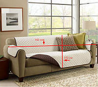 Покрывало защитное на диван чехол накидка