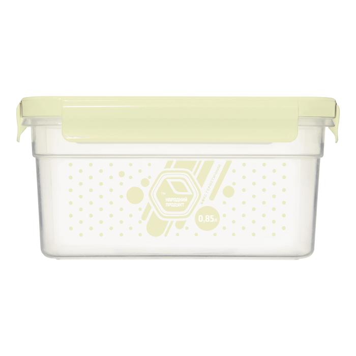 Герметичний контейнер 0,85 л (арт. 65к)
