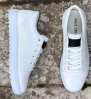 Мужские кроссовки Paul Cruz 08 white, фото 1