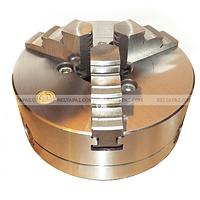 Патрон токарний 3-х кулачковий 250мм 3-250.35.34 У крок 9,0 мм (7100-0035В)БелТАПАЗ
