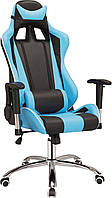 Кресло Special4You Extreme Race black/blue (E4763)