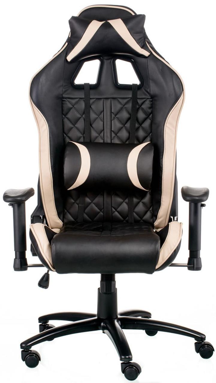 Кресло Special4You ExtremeRace 3 black/cream (E5654)