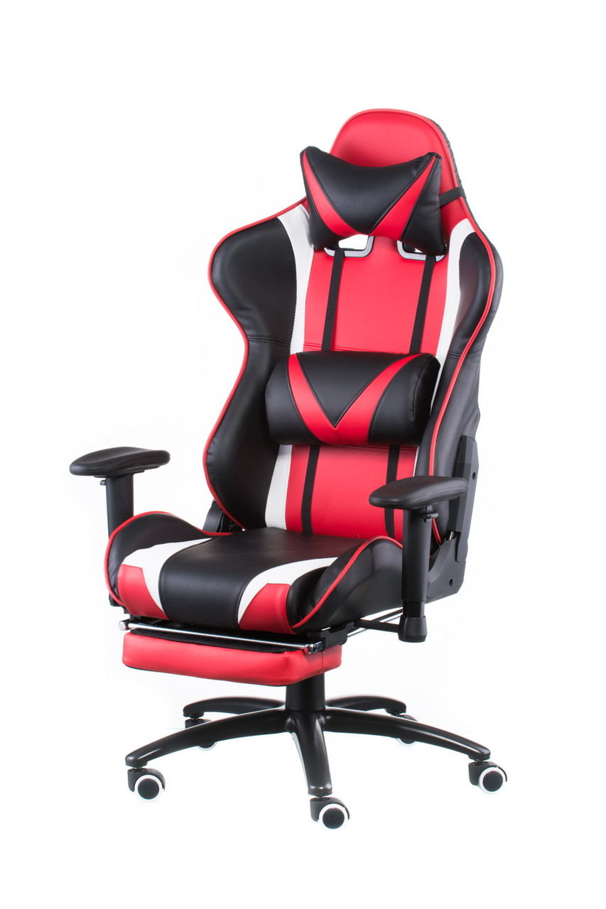 Кресло Special4You Extreme Race with footrest(E4732)