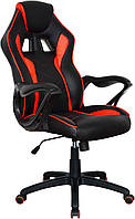 Кресло Special4You Game black/red (E5388)