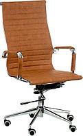 Кресло Special4You Solano artleather light-brown (E5777), фото 1