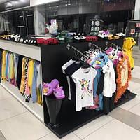 """Торговый островок для одежды """"Кигуруми"""""""