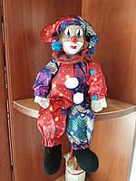 Игрушка Клоун (арлекин) сувенирный, фото 1