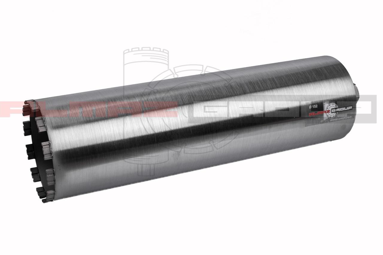 Алмазна коронка Almaz Group Ø 132 довжина 500 мм сегмент Turbo-X