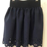 Классическая школьная юбка  р.122,128,134, фото 1