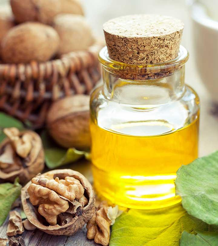 Сиродавлена олія Грецького горіха 100 мл