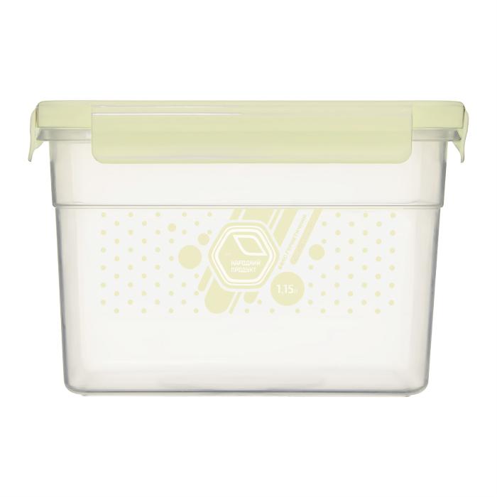 Герметичний контейнер 1,15 л. (арт. 66к)