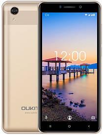 Oukitel C10 1/8Gb Gold Гарантия 1 Год!
