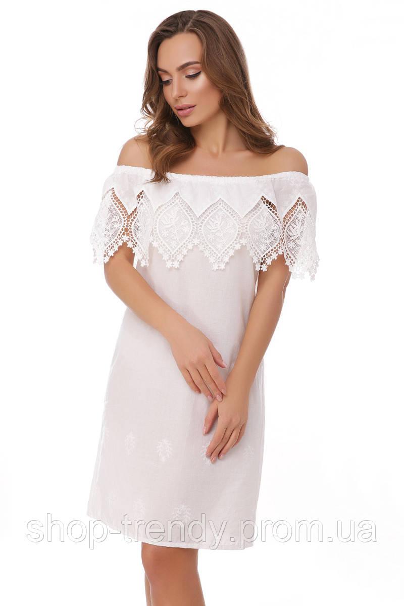 Пляжное платье-туника Anabel Arto