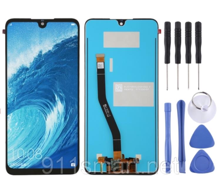 LCD дисплей, модуль, экран для Huawei Honor 8X max чёрный