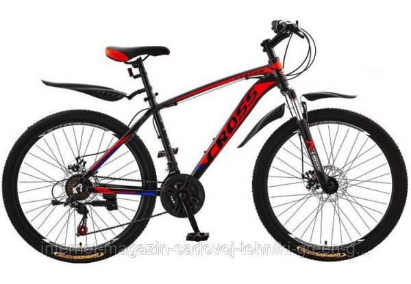 Велосипед Cross Leader 26, алюминиевая рама (Болгария)