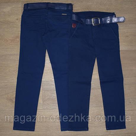 Шкільні штани для хлопчика, оптом, на 6-7-8-9-10 років, фото 2