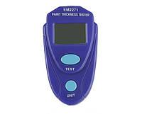 Толщиномер EM 2271 тестер краски от 0 мкм до 2,0 мм
