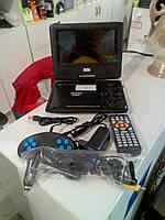 """DVD Opera 758 7"""" Портативный DVD-проигрыватель с Т2 TV USB SD"""