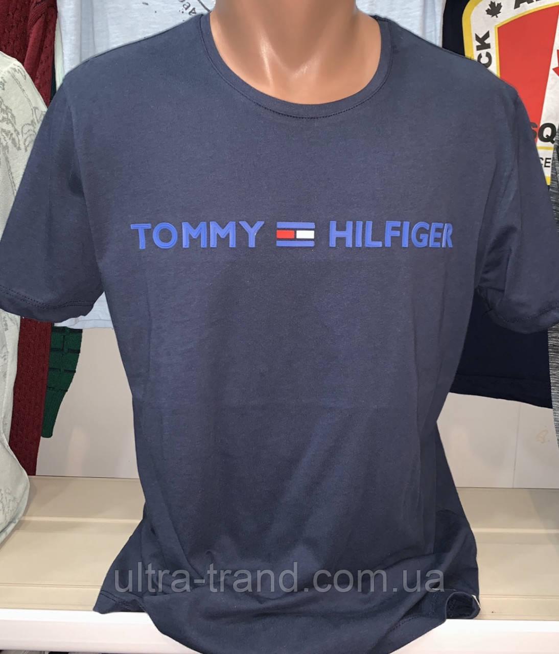 f57ed6e9f3f4a Брендовые мужские турецкие футболки Hilfiger реплика: продажа, цена ...