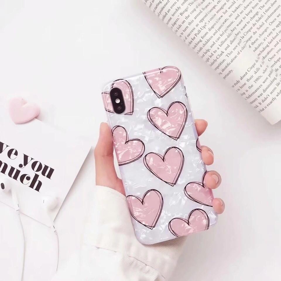 Силиконовый чехол для Apple IPhone 6/Iphone 6s сердце