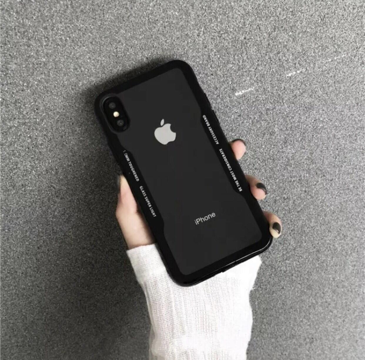 Чехол силиконовый на IPhone 7/Iphone 8, черный