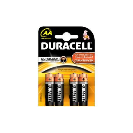 Батарейка Duracell  (1.5V size AAA) мини-пальчиковая