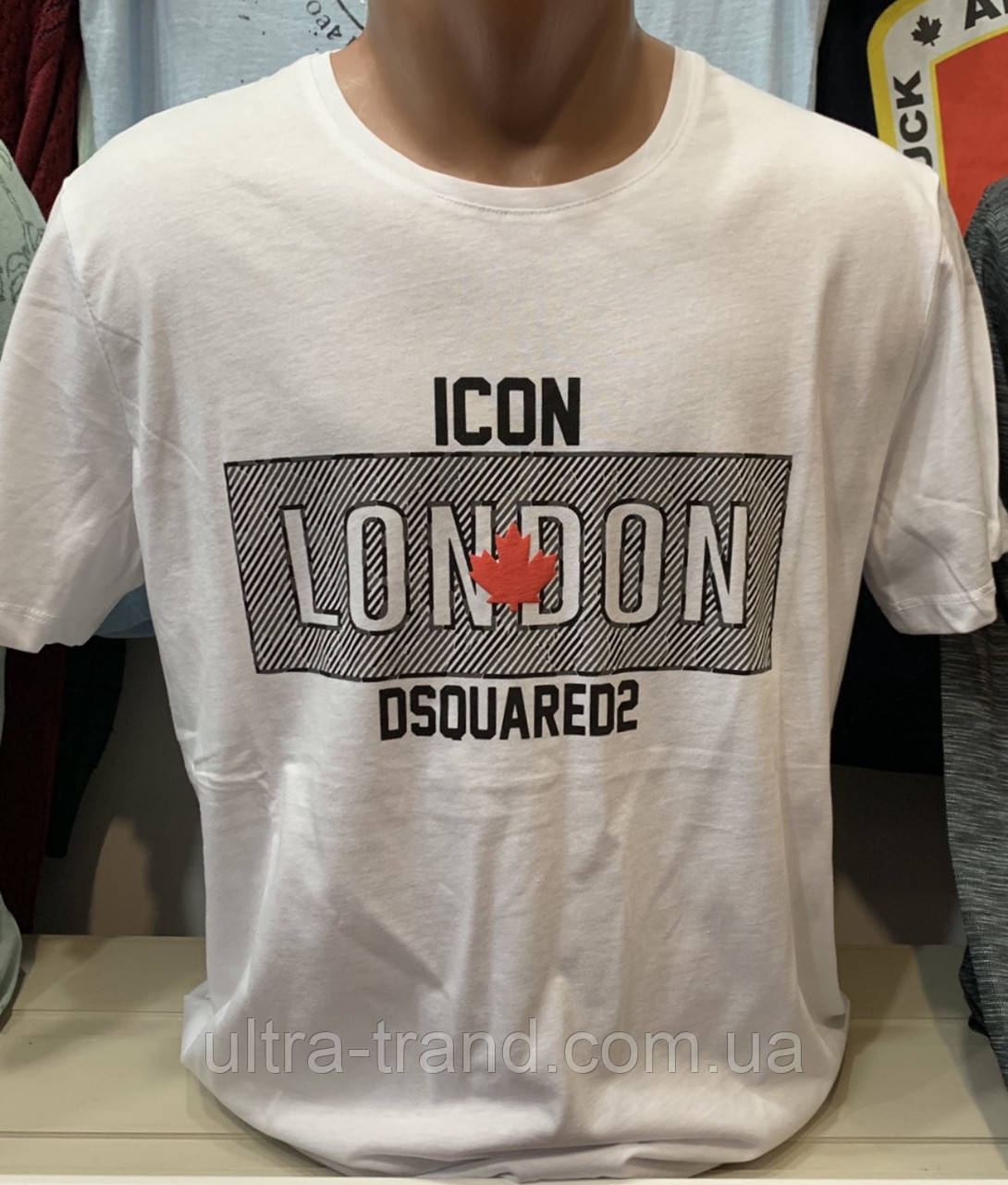 Мужские футболки Dsquared реплика