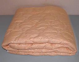 Легкое летнее одеяло полуторное 150х210 см хлопкопон (F-251)