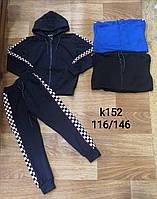 Спортивный костюм для мальчиков двойка KEYIQI 116-146 р.р.