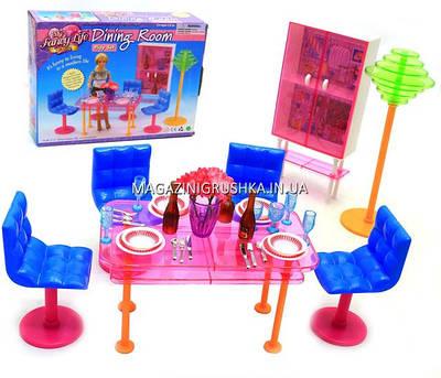 Мебель для кукол типа Барби