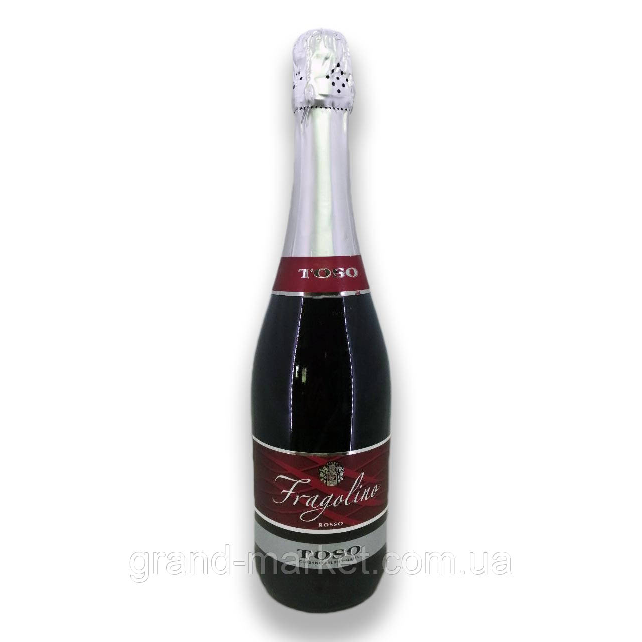 "Вино ігристе ""Fragolino Toso Rosso"" 0.75 l"