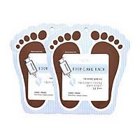 Маска-носочки  для ног MIJIN Premium Foot Care Pack