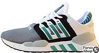 Мужские кроссовки Adidas Equipment Gray / Green