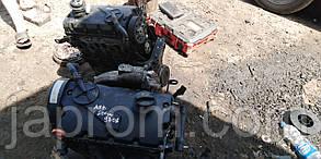 Мотор (Двигатель) VW Transporter T5 2003-2006 1.9 TDI AXB 77 к.В 105 ЛС