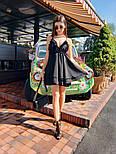 Женский нежный сарафан на бретелях с открытой спиной (в расцветках), фото 10