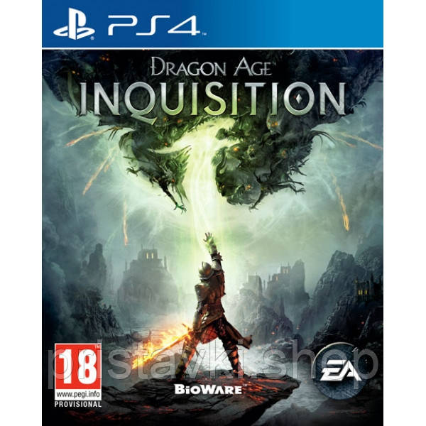 Dragon Age Inqusition PS4 \ PS5