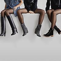 Модная женская обувь на осень