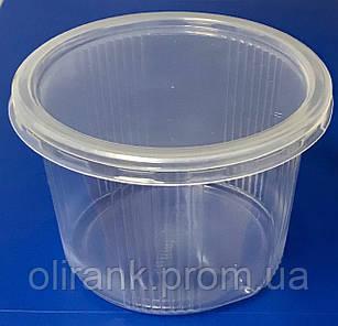 Упаковка ПП-115 - 500 мл d=11см 500шт\ящ