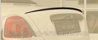 MANSORY rear decklid spoiler for Rolls-Royce Dawn