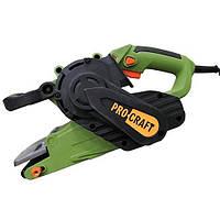 Ленточная шлифмашина ProCraft PBS-1600 (струбцины для крепления к столу)