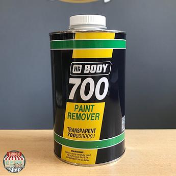 Смывка старой краски BODY 700, 1 литр