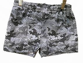 Шорты мужские для плавания Rowinger плащевые под камуфляж