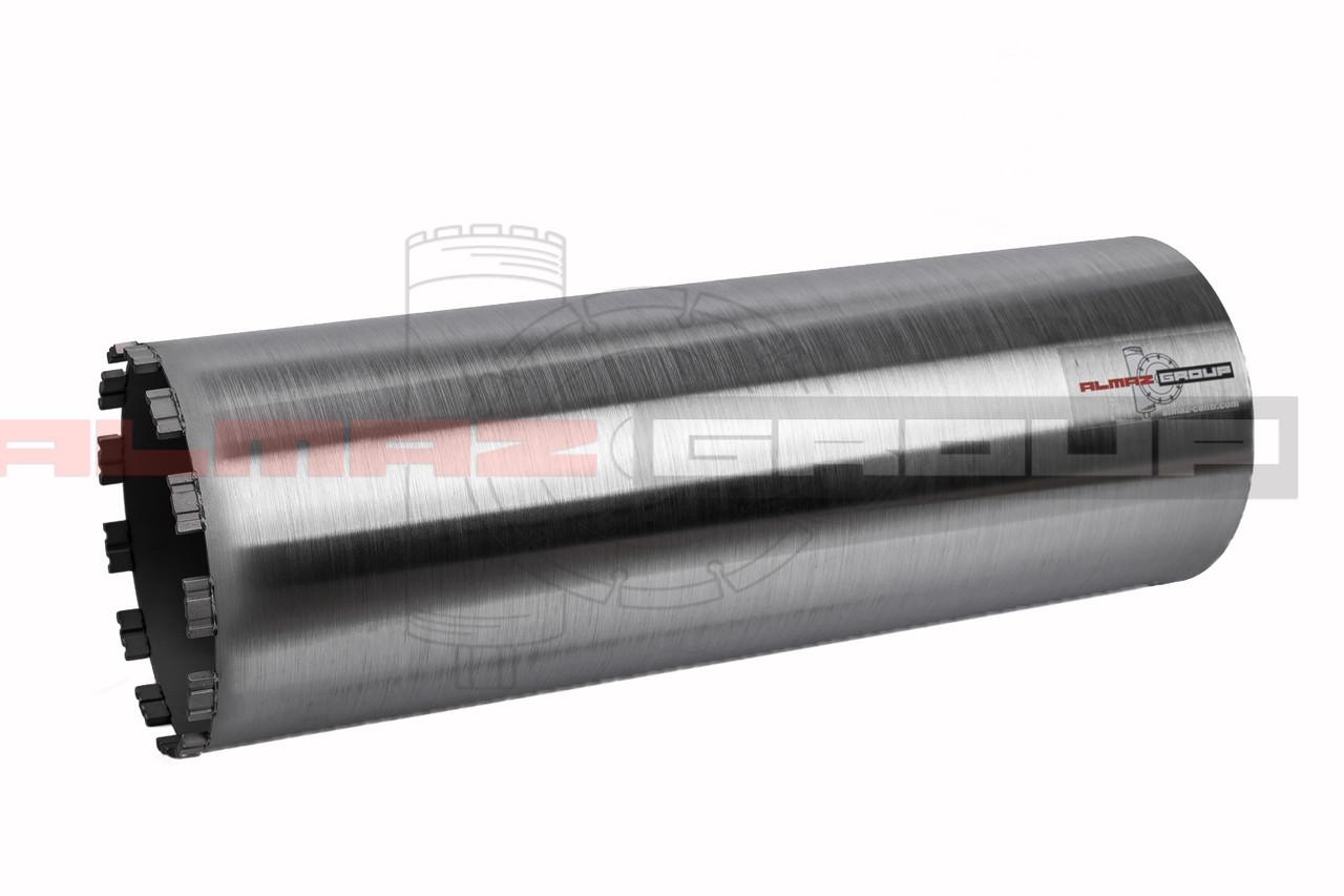 Алмазна коронка Almaz Group Ø 182 довжина 500 мм сегмент Turbo-X