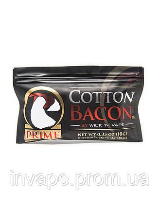 Хлопок Wick 'N' Vape Cotton Bacon PRIME, фото 2